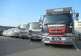 一般貨物運送業、車両紹介